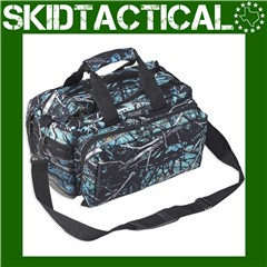 Bulldog Cases Deluxe Nylon Range Bag Medium - Black, Camo