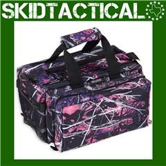 Bulldog Cases Deluxe Nylon Range Bag - Muddy Girl Camo