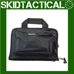 Bulldog Cases Mini Nylon Range Bag Small - Black