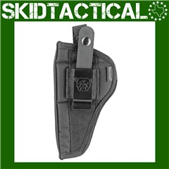 "Bulldog Cases Colt Python, SAA Extreme 3"" & 4"" Ambidextrous Nylon Belt Hols"