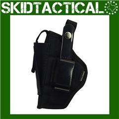 Bulldog Cases Glock 26/27/29/30, P22, USP, PT111 Extreme Ambidextrous Nylon