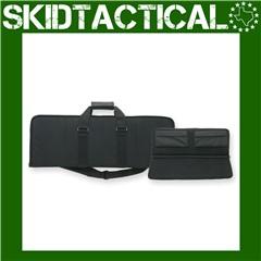 "Bulldog Cases Hybrid Tactical Rifle Case 31"" - Black"