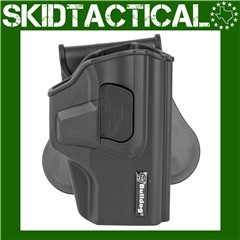 Bulldog Cases Sig Sauer P320 Full Size Rapid Release Right Hand Polymer Pad