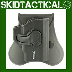 Bulldog Cases S&W Bodyguard 380 Rapid Release Right Hand Polymer Hip Holste