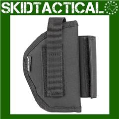 Bulldog Cases Kel Tec P11, P32, Taurus PT22, PPK, PPK/S Pro Right Hand Nylo
