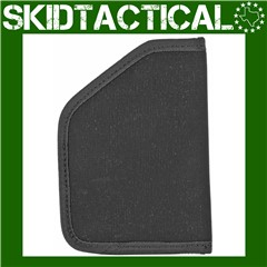 BLACKHAWK Small Auto TecGrip Ambidextrous Pocket Holster - Black