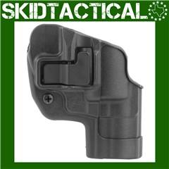 BLACKHAWK Taurus 85 CQC SERPA Right Hand Polymer Belt Holster - Black