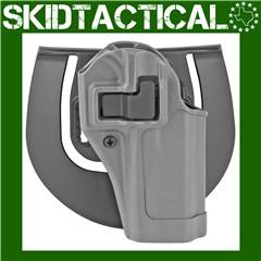 BLACKHAWK Glock 20/21 SERPA Sportster Right Hand Carbon Fiber Paddle Holste