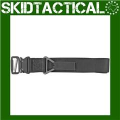 """BLACKHAWK Rigger's Belt with Cobra Buckle 34"""" - Black"""