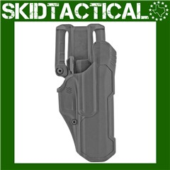 BLACKHAWK Sig Sauer P320 T-Series Right Hand Polymer Duty Holster - Black