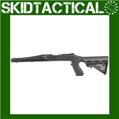 BLACKHAWK Blk Polymer Free Float Axiom R/F Knoxx Stock - Black