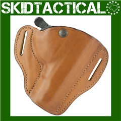Bianchi Colt Government 82 CarryLok Right Hand Leather Belt Holster - Tan