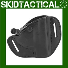 Bianchi Glock 19/23 82 CarryLok Right Hand Leather Belt Holster - Black