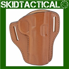 Bianchi Colt Commander 57 Remedy Right Hand Leather Holster - Tan