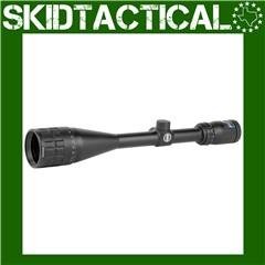 "Bushnell Banner Multi-X 6-18X Rifle Scope 1"" - Black"