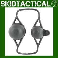 Butler Creek Std Rfl Sopes Bikini Scope Cover Universal - Black