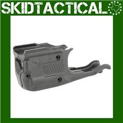 Crimson Trace Glock 17 19 Laserguard Pro - Black