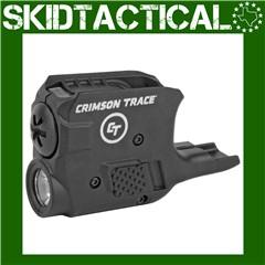 Crimson Trace Glock 22/43 Lightguard Tac Light - Black
