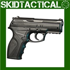 Crosman C11 Tactical .177 Cal BB CO2 Pistol 480FPS - Black