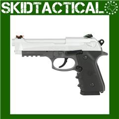 Crosman Mako BB CO2 Pistol 450FPS - Silver