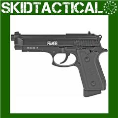 """Crosman BB Air Pistol 5"""" CO2 Pistol 20rd 400FPS - Black"""