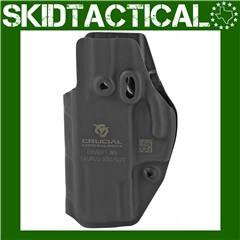 Crucial Concealment Taurus G2C/G3C Covert IWB Ambidextrous Kydex Inside Wai