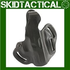 DeSantis Glock 29/30 001 Thumb Break Scabbard Right Hand Leather Belt Holst