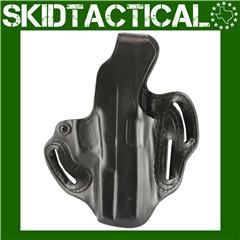 DeSantis Glock 20/21 001 Thumb Break Scabbard Right Hand Leather Belt Holst