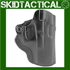 DeSantis Glock 19/23/36 019 Mini Scabbard Right Hand Leather Belt Holster -