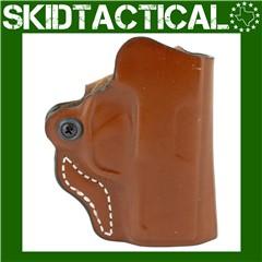 DeSantis SIG SAUER P365 19 Mini Scabbard Right Hand Leather Belt Holster -