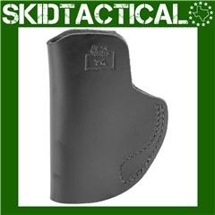 DeSantis PPK,PPK/S 031 The Insider Right Hand Leather Inside Waistband Hols