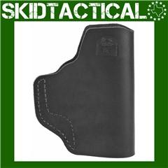 DeSantis M&P45 Shield 31 The Insider Left Hand Leather Inside Waistband Hol