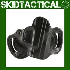 DeSantis XD 9/40/45 086 Mini Slide Right Hand Leather Belt Holster - Black