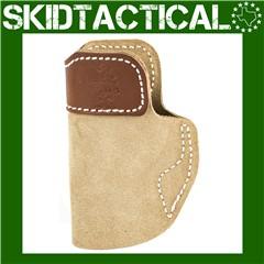 DeSantis PPK,PPK/S 106 Sof-Tuck Right Hand Leather Inside Waistband Holster
