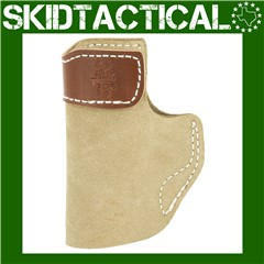 DeSantis S&W Shield and Springfield Hellcat 106 Sof-Tuck Right Hand Leather