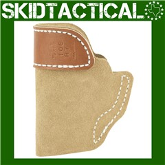 DeSantis Most Small Frame Autos 106 Sof-Tuck Right Hand Leather Inside Wais