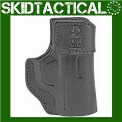 DeSantis SIG SAUER P365 127 Inside Heat Left Hand Leather Inside Waistband