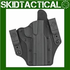 DeSantis 1911 176 Intruder 2.0 Right Hand Kydex Holster - Black