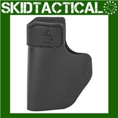DeSantis Glock 43/43X 179 Sof-Tuck 2.0 Right Hand Leather Inside Waistband