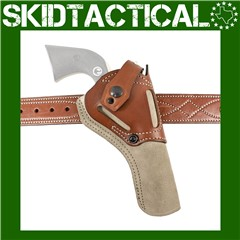 DeSantis 189 Wild Hog Ambidextrous Leather - Natural
