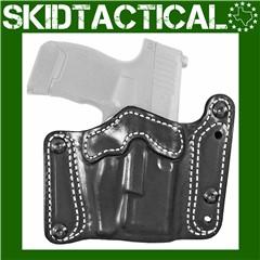 DeSantis SIG Sauer P365 Variable GRD Ambidextrous Belt Holster - Black