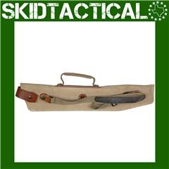 DeSantis A88 Kurz Leather Single Shotgun - Tan