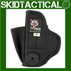 DeSantis Glock 26/27/33, S&W M&P Shield, S&W M&Pc Glock 27/29/30/33 M24 Tuc