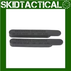 DeSantis .38/.357 Cal T11 Swift Strip Speed Loader Speed Strip 6rd - Black