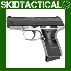 """Daisy 5501 BB 8.5"""" CO2 Pistol 15rd 430FPS - Black"""