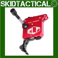 Elftmann Tactical Curved Trigger - Black