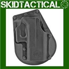 """Fobus Glock 29/30 Paddle 3.25"""" Right Hand Polymer Holster - Black"""