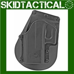 "Fobus Glock 29/30 Paddle 3.25"" Left Hand Polymer Holster - Black"