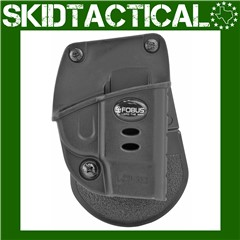 Fobus Keltec P32/P3AT E2 Paddle Right Hand Polymer Holster - Black
