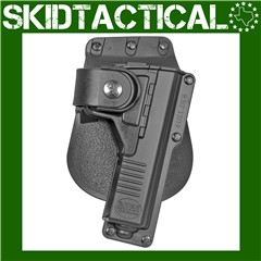 Fobus Glock 19, Usp C, P95 Tactical Right Hand Polymer Paddle Holster - Bla